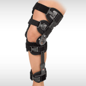 G3 Cool Post-Op ROM Knee Brace