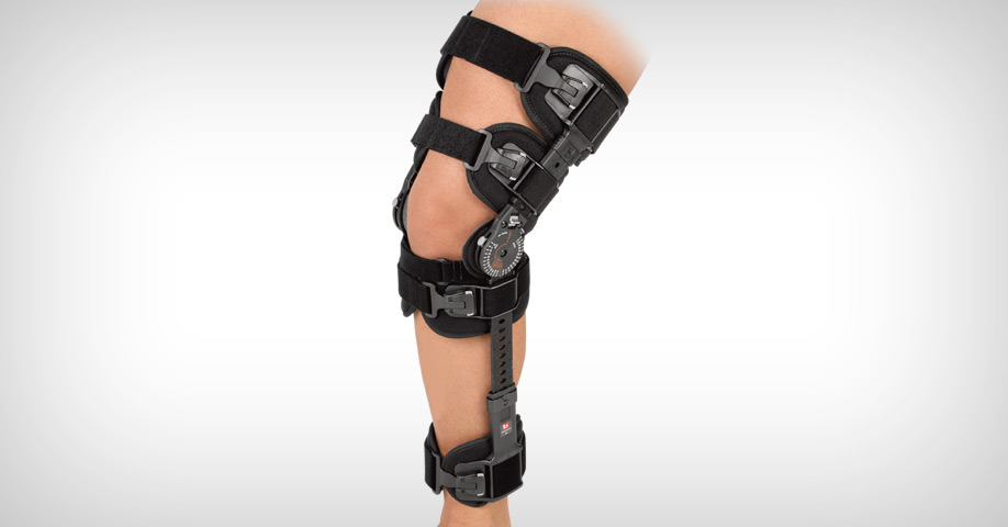 G3 Cool Post-Op ROM Knee Brace