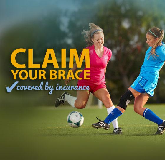 Claim Your Brace