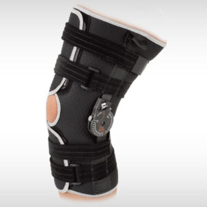 Crossover ROM Knee Brace