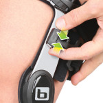 DUO Knee Brace Quick Release Button